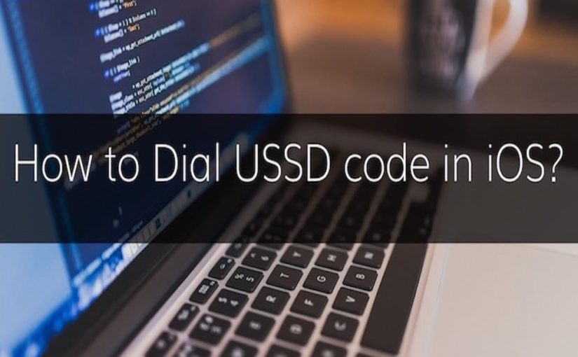 How to Dial USSD code in iOS?