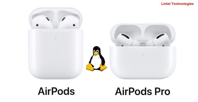 how to manage airpods on linux